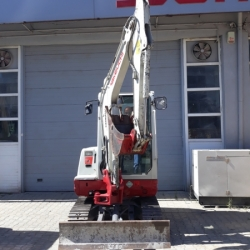 2014 MODEL TAKEUCHI TB228 MİNİ EKSKAVATÖR