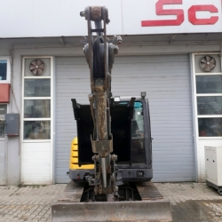 2012 MODEL VOLVO EC55 MİNİ EKSKAVATÖR