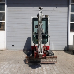 2014 MODEL TAKEUCHI TB216 KABİN MİNİ EKSKAVATÖR